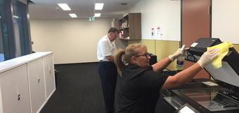 Disability Enterprises delivering on the Government's $250 million cleaning stimulus fund